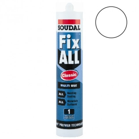 Fix All Hybrid Polymer Sealant White