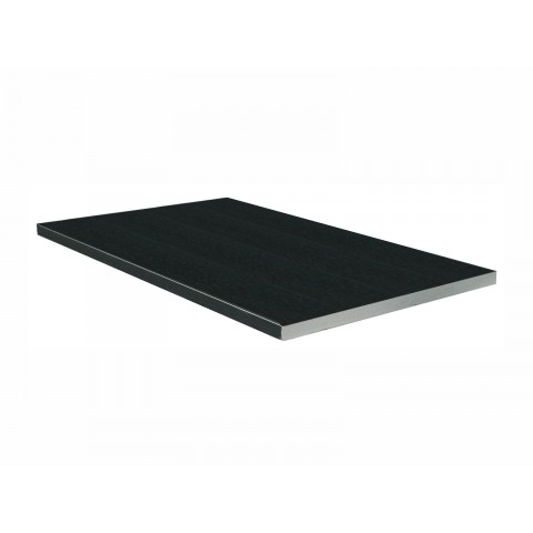 9mm Flat Soffit / General Purpose Board Black Ash