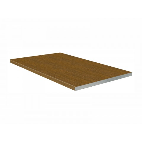 9mm Flat Soffit / General Purpose Board Golden Oak