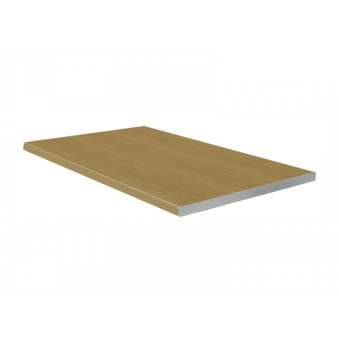 9mm Flat Soffit / General Purpose Board Irish Oak