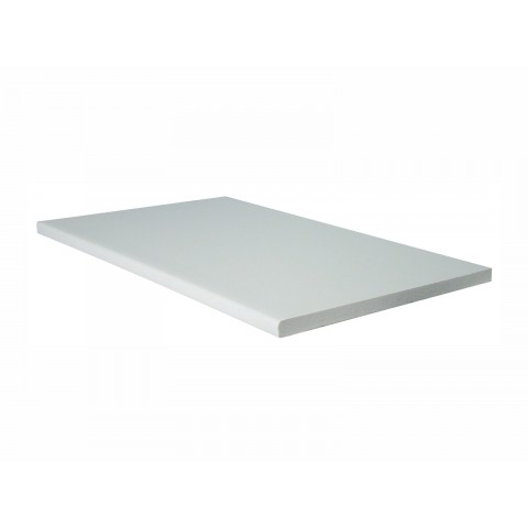 9mm Flat Soffit / General Purpose Board White
