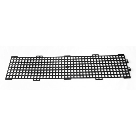Gutter Guard 5m Pack Black
