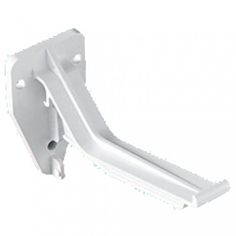 Classic Ogee Gutter Top Hung Fascia Bracket White