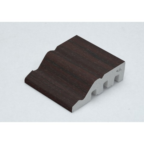 60 x  18mm Ogee Decorative Architrave Rosewood