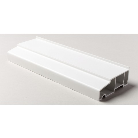 85mm x 5m Stub Window Cill White