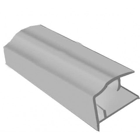 PVC Sheet Closure 2.1m x 10mm White