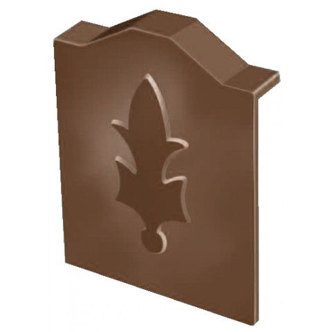 CAPEX 50 Endcap Brown PVC