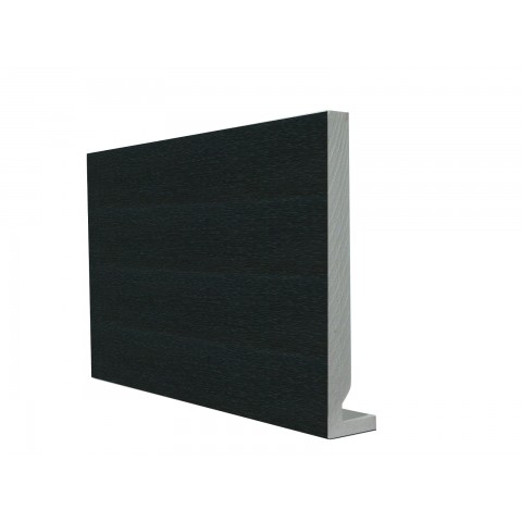 16mm Square Leg Replacement Fascia Black Ash