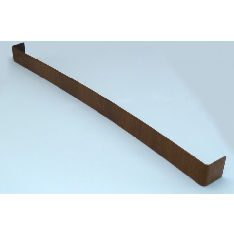 Double Ended Joint Square Fascia 600mm Golden Oak