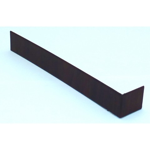300mm Square Fascia Joint Rosewood