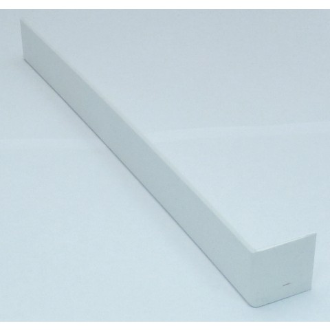 300mm Square Fascia Joint White