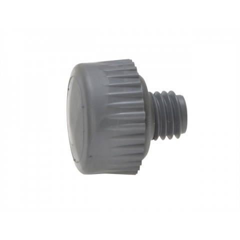 "1 1/4"" Grey Rubber 710 Thor Spare Hammer Head"