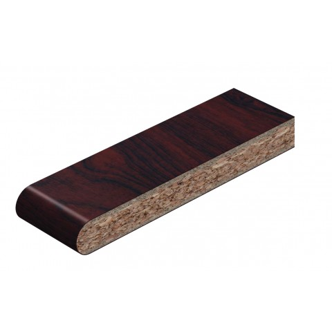 22mm Laminated Internal Window Board Rosewood
