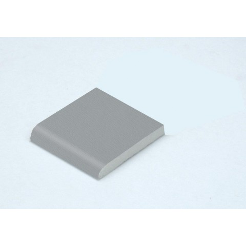 40 x 6mm Architrave Grained Light (Silver) Grey RAL 7001
