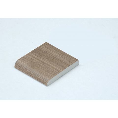 40 x 6mm Architrave Silvered Oak