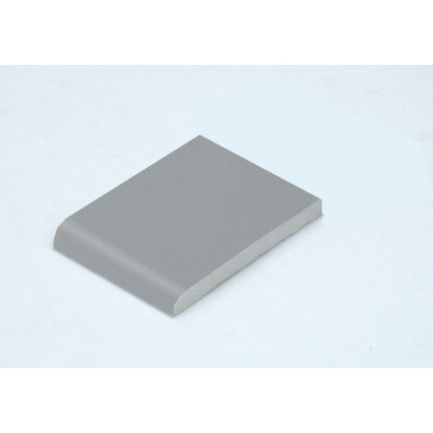 60 x 6mm Architrave Grained Light (Silver) Grey RAL 7001