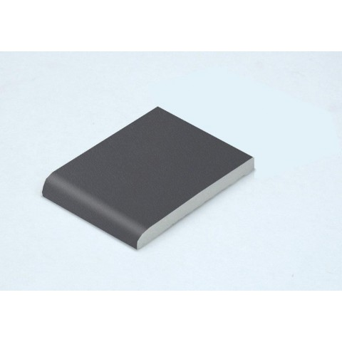 60 x 6mm Architrave Grained Slate Grey RAL 7015