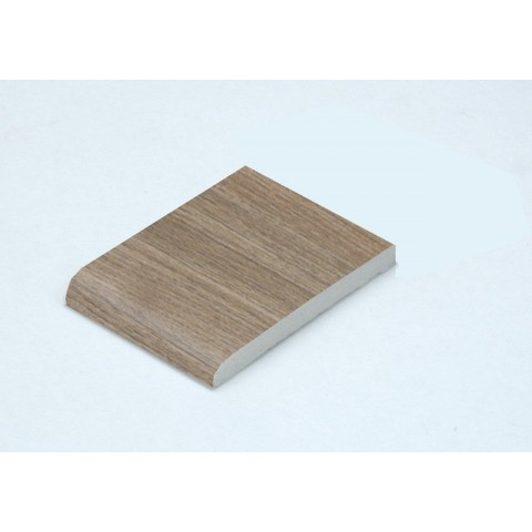 60 x 6mm Architrave Silvered Oak
