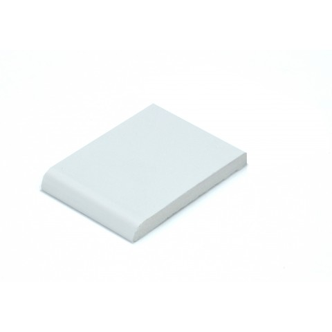 65 x 6mm Architrave Liniar White