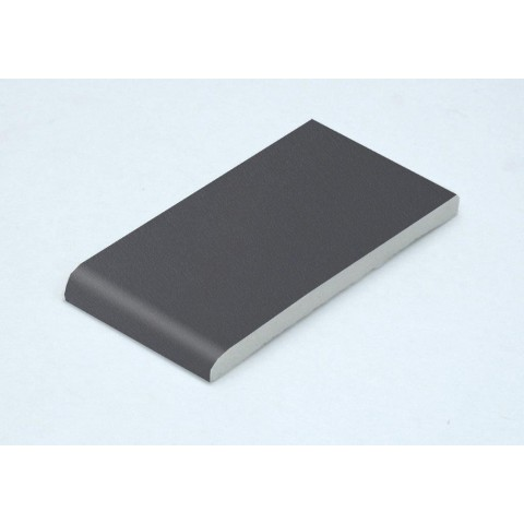 90 x 6mm Architrave Grained Slate Grey RAL 7015