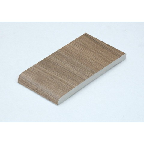 90 x 6mm Architrave Silvered Oak
