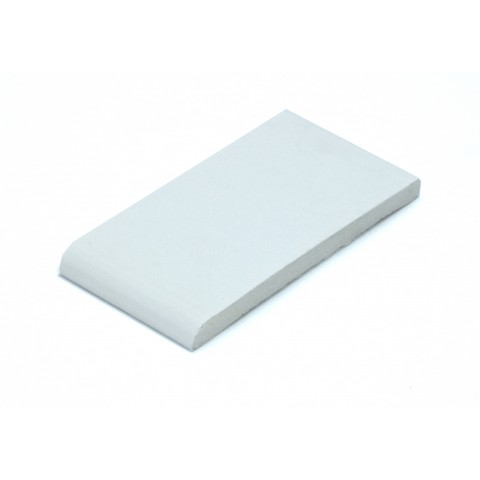 95 x 6mm Architrave Liniar White