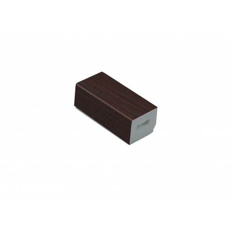 15 x 13mm Block Trim Rosewood