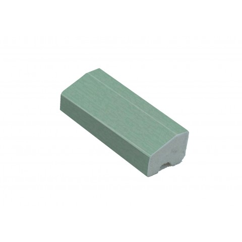 18 x 12mm Bead Trim Chartwell Green