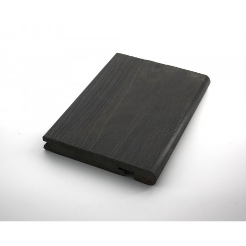 Signature Composite Bullnose Board 144mm x 3m Ebony