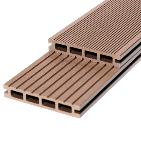 Classic Composite Deck Board 150mm x 3m Brown