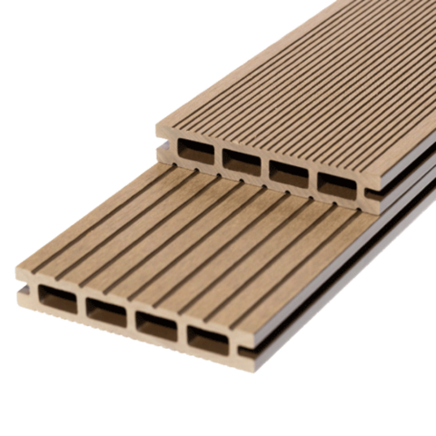 Classic Composite Deck Board 150mm x 3m Sand