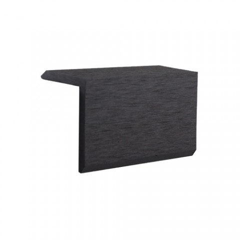 Corner Profile for Classic Composite Decking 54 x 40mm x 3m Slate