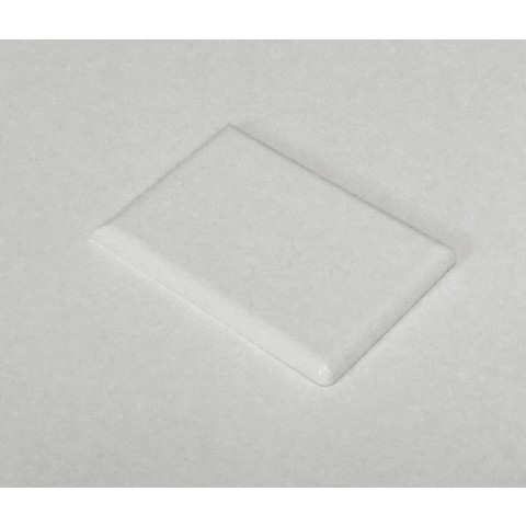50mm Square Cover Board Endcap