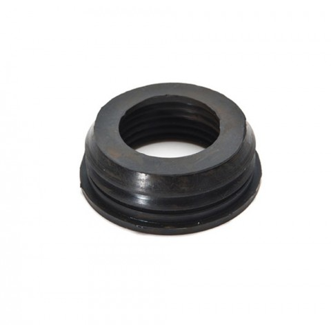 "Soil Pipe 1 1/2"" / 40mm Rubber Waste Adaptor for Cast Iron Style"