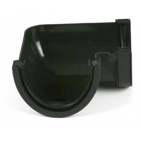 Cast Iron Style Deepflow Gutter 90° Angle