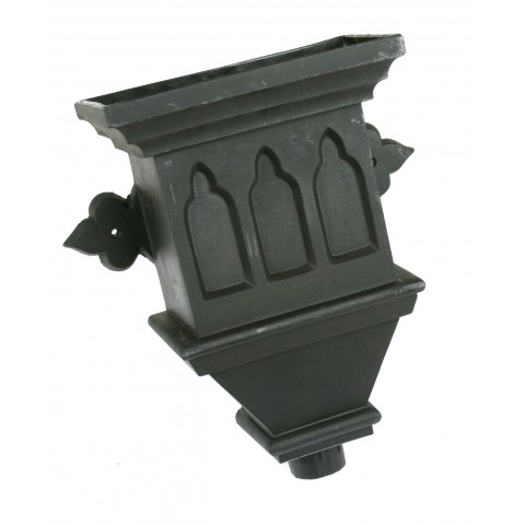 Bath Hopper 105mm Outlet