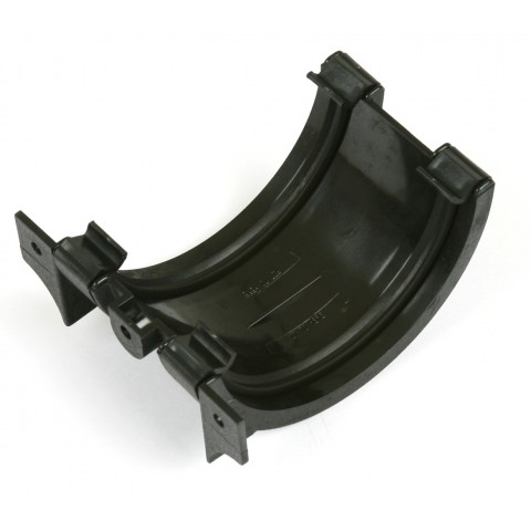 Cast Iron Style Half Round Gutter Union Bracket