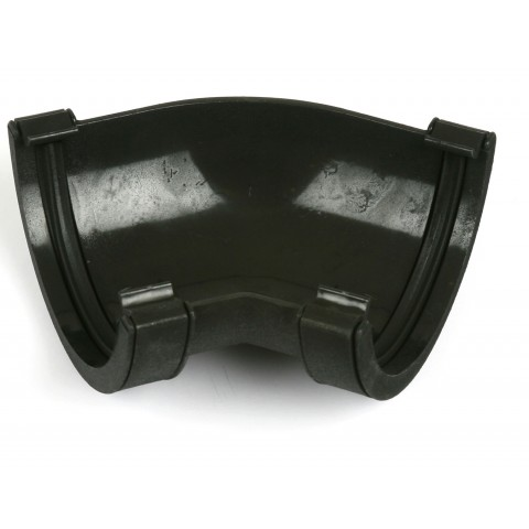 Cast Iron Style Half Round Gutter 135° Angle