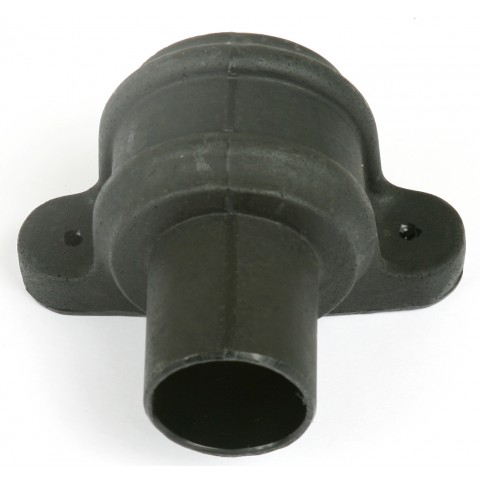 Cast Iron Style Round Downpipe Connector with lugs