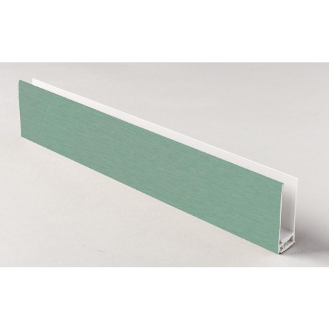 Two Part Top Trim Chartwell Green 5m