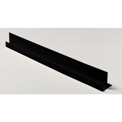 Wall Starter Trim 5m Black
