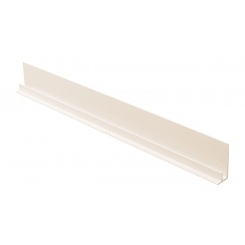 Wall Starter Trim 5m Cream