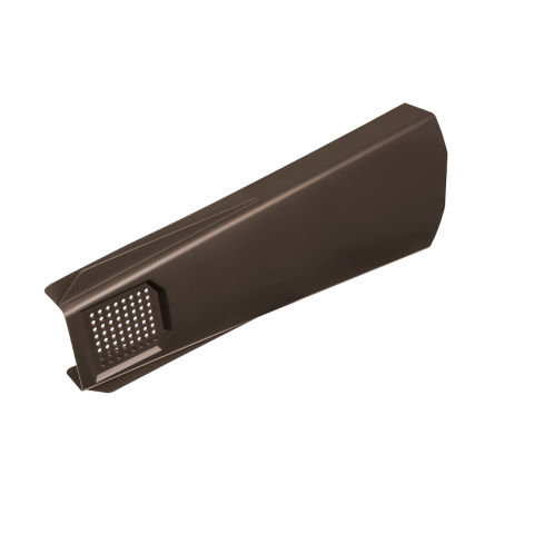 Verge Wizard Universal Dry Verge Unit Brown