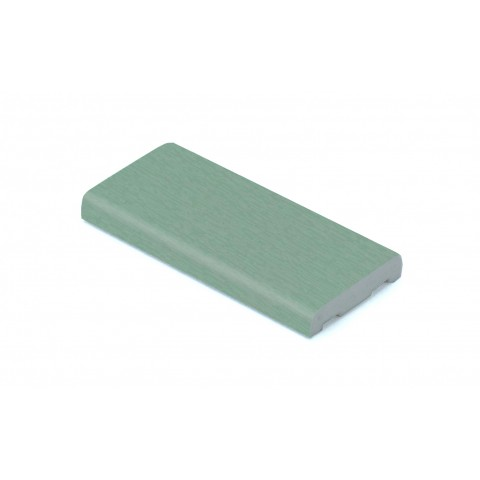 25mm x 6mm D Mould Chartwell Green