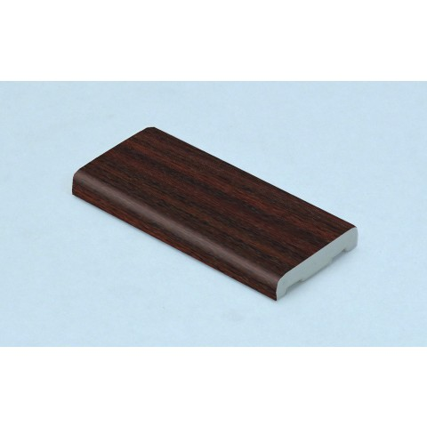 25mm D Mould Mahogany