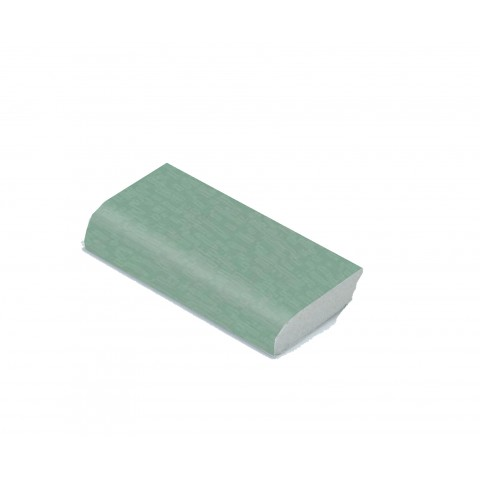 28mm x 6mm Edge Fillet Chartwell Green