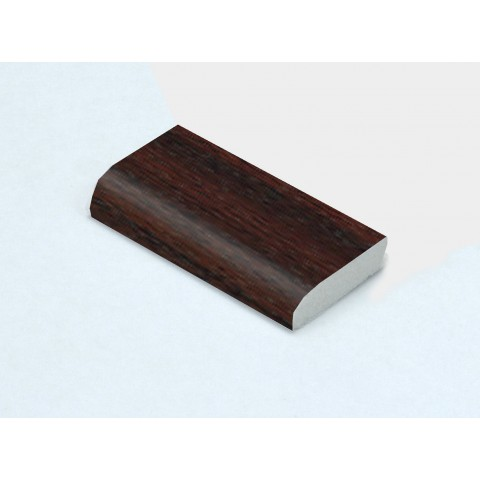 28mm Edge Fillet Mahogany