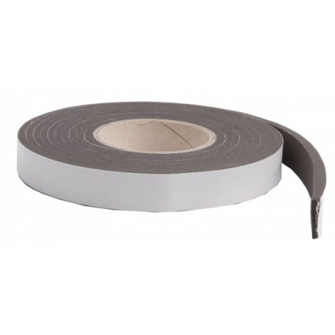 Expanding Foam Tape 33 x 25mm x 4.3m Black
