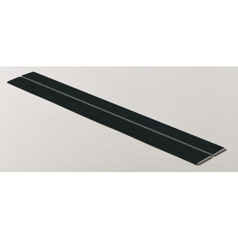 50mm x 5m Flexi Angle Trim Black Ash