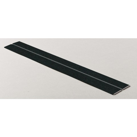 75mm Flexi Angle Black Ash